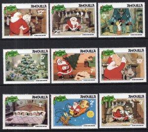 Anguilla 453-461 Disney's MNH VF
