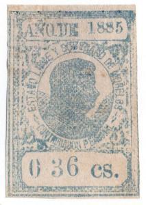 (I.B) Mexico Revenue : Cuernavaca Local Tax (1885)