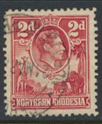 Northern Rhodesia  SG 32 SC# 32 Used - see details