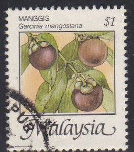 Malaysia # 332, Used