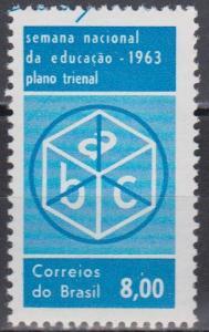 Brazil #955 MNH F-VF  (B2337)