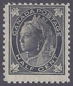 Canada scott #66 Mint
