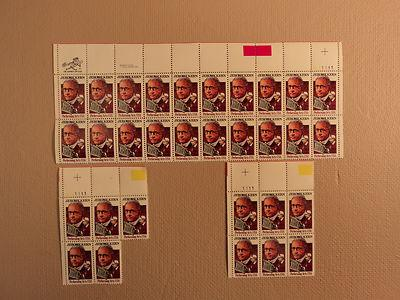 USPS Scott 2110 22c 1985 Jerome Kern Performing Art Lot O...