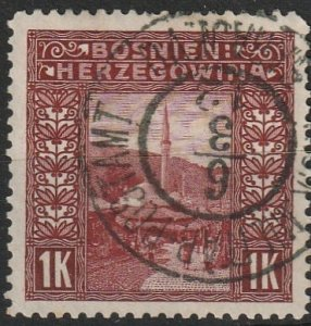 1906 1K Bosnia Herzegovina Scenes