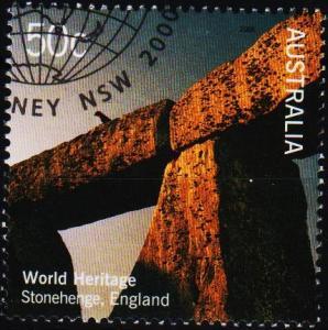 Australia. 2005 50c Fine Used