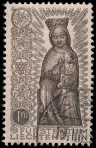 Liechtenstein 286 used