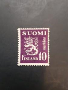 *Finland #261u