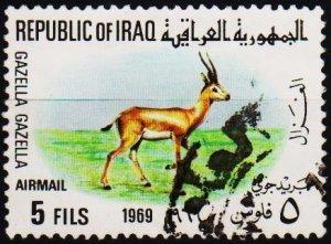 Iraq. 1969 5f S.G.831 Fine Used