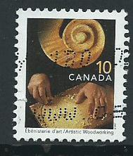 Canada  SG 1893  Fine  Used