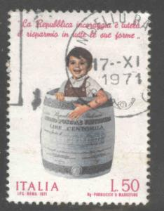 Italy Scott 1050 Used