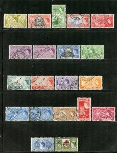 Bermuda # 143-62, Used. CV $ 49.50