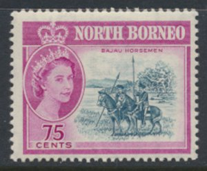 North Borneo  SG 402  SC# 291  MLH   see scans  and details