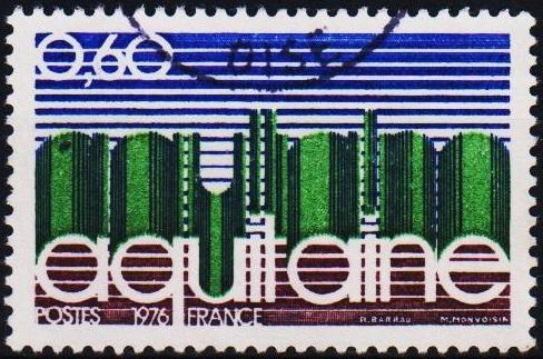 France. 1976  60c S.G.2103 Fine Used