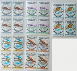 USSR, MNH, aviation