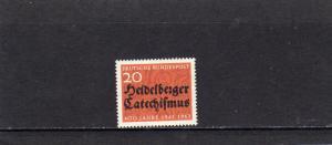 Germany 1963 Catholic Day MNH