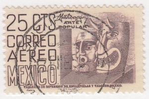 Mexico, Scott # C189(2),  Used