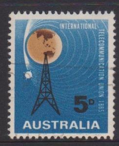 Australia Sc#388 Used