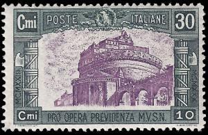 italy 1930 Sc B35 mh