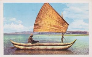 PANAGRA SKY CARD - Collector's Post Card