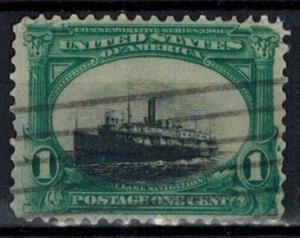 USA - Scott 294 - Sinking Ship