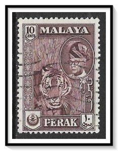Perak #132 (v) Sultan & Tiger Used