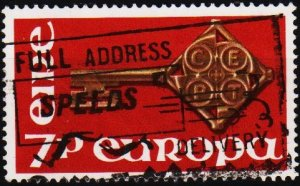 Ireland. 1968 7d S.G.239 Fine Used