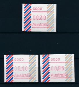 [74403] Australia 1984 ATM Frama Stamps No. 6000  MNH