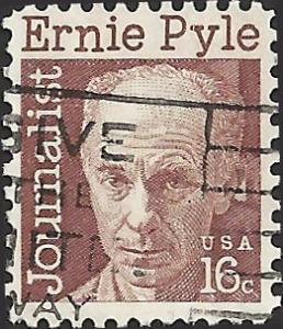 # 1398 USED ERNIE PYLE