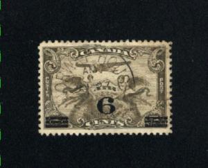 Canada #C3  1    used  1932 PD