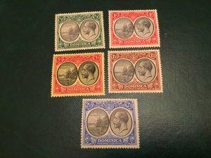 ICOLLECTZONE Dominica 65, 67, 69, 72, 74 VF LH