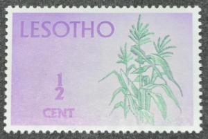 DYNAMITE Stamps: Lesotho Scott #91 - MNH