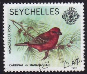 Seychelles 1977 SG412B Used