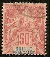 French Guinea used sc  14