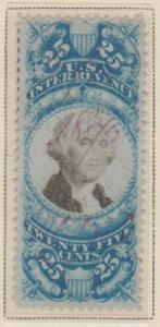 U.S. Scott #R112 Revenue Stamp - Used Single