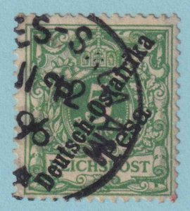 GERMAN EAST AFRICA 7  USED - NO FAULTS VERY FINE!