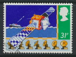 Great Britain  SG 1288 SC# 1109 Used / FU with First Day Cancel - Safety at Sea