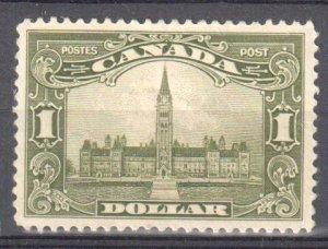 Canada #159 Mint VF OG H C$450.00