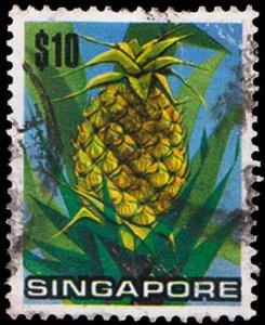 Singapore Scott 201 Used.