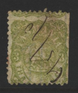 Tasmania Sc#AR10 Used - revenue cancel