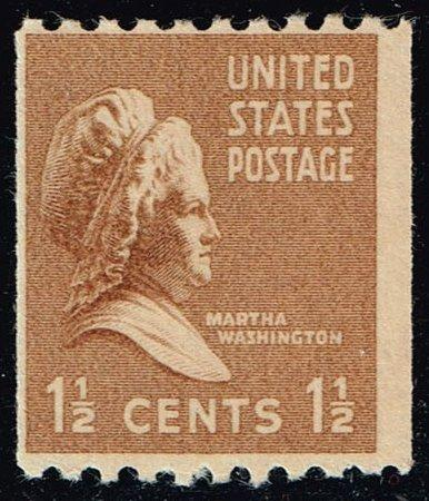 US #849 Martha Washington; MNH (1.25)