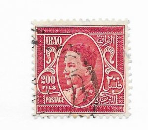 Iraq #76 Used CAT VALUE $3.00