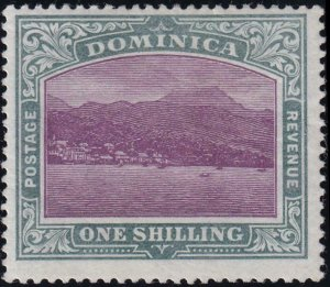 Dominica 1903 SC 31 MLH