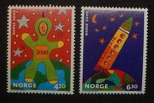 Norway 1264-65. 2000 Museum of Children's Art, NH
