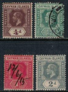 Cayman Is. #32-5*/u  CV $11.50