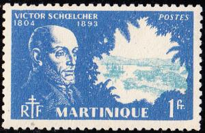 Martinique #205 Used