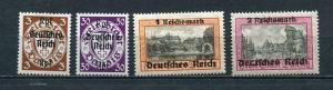 Germany Poland Danzig 1936 MI 716,725,728-9 MNH HiCV g2979s