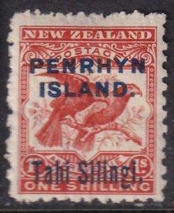 Penrhyn Island 1902 SC 12 LH