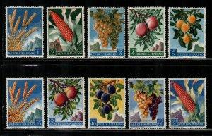 San Marino #416-425  MNH  Scott $8.10