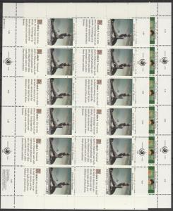United Nations Geneva #180-1   Panes Of 12  MNH  CV $17.50 (S6261L)