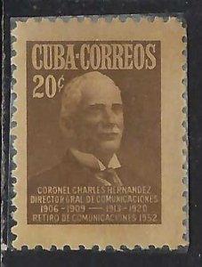 CUBA 489 MOG TONING Y702